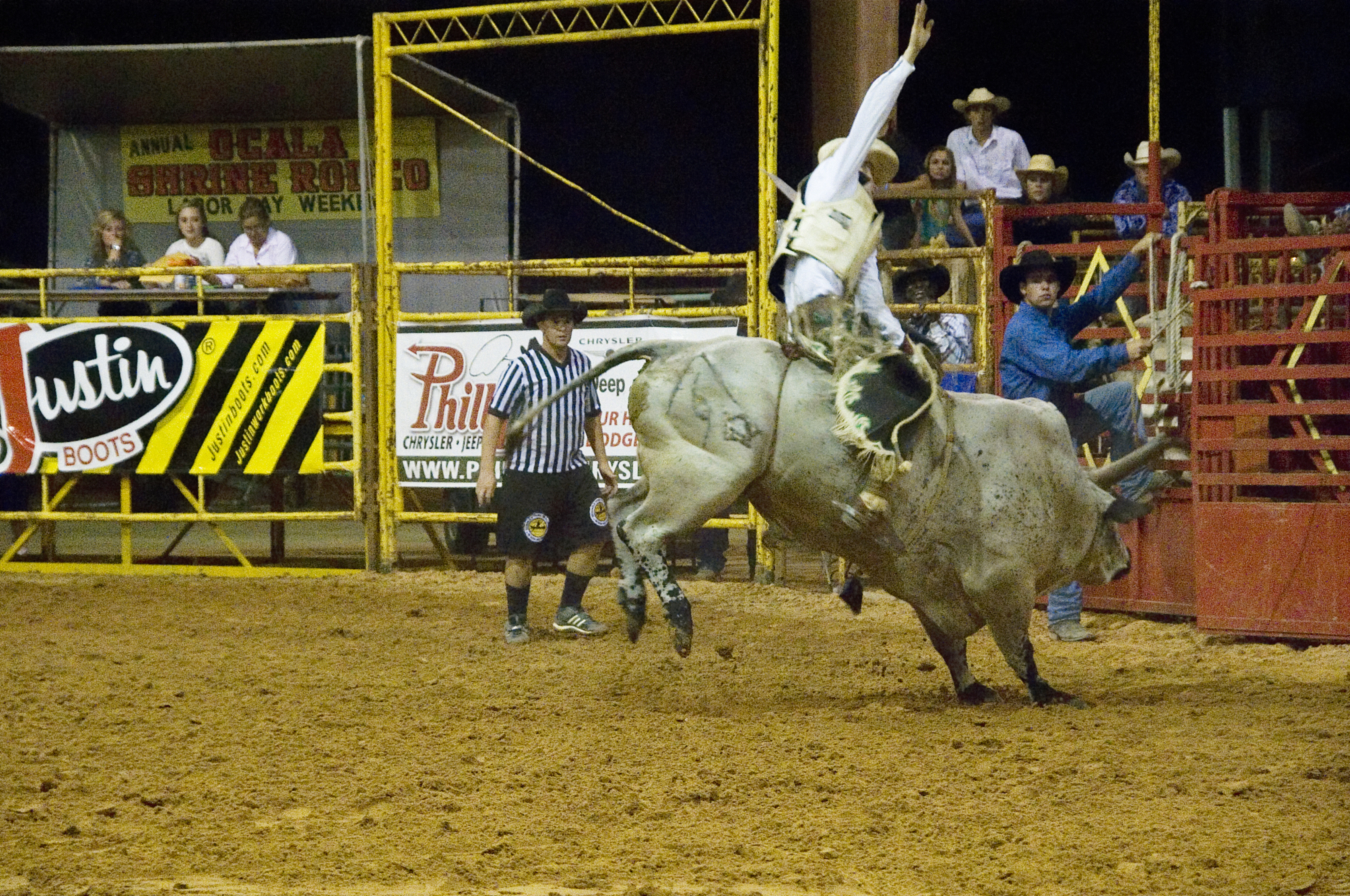 Ocala Shriners Rodeo Article And Video What S Up Ocala