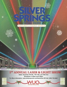Silver Springs Laser Show