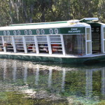 Glass Bottom Boat on the Silver River