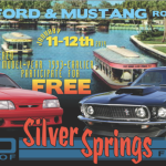 Mustang Car Show at SilverSprings State Park Banner