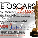 The Oscars event at the Marion Theater