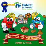 Strawberry Craft Festival 2014