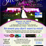 Showcase Under The Stars Flyer
