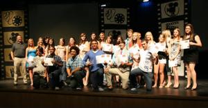 2010 Student Media Festival Winning Fame Awards