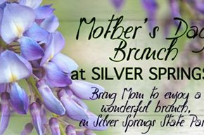 Join Silver Springs this Sunday for Mother's Day Brunch
