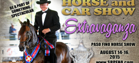 Extravaganza – Paso Fino Horse and car show set for success